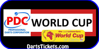 PDC World Cup Darts.