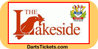 Lakeside World Darts Championship.