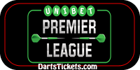 Buy PDC Premier League Darts Tickets.