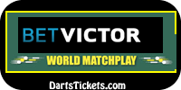 BetVictor (was Stan James) World Matchplay Darts Championship.