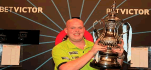MVG World MatchPlay Darts Champion.