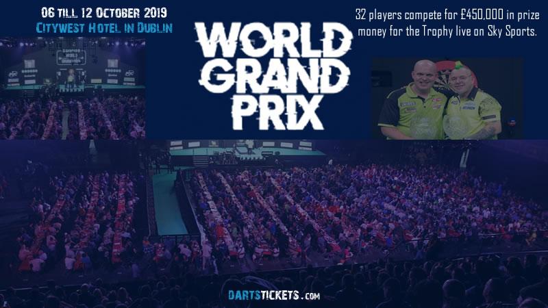 Dart World Grand Prix