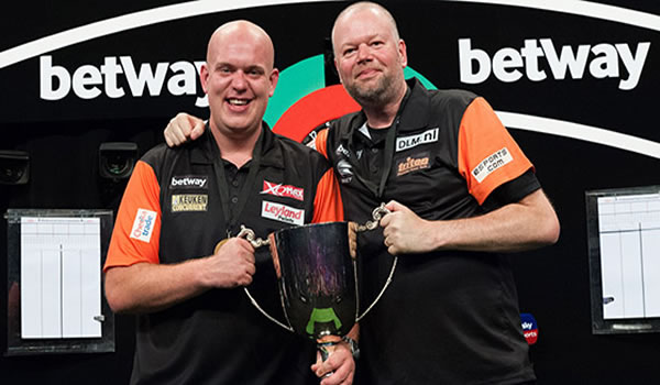 Netherlands MVG & Barneveld PDC World Cup Winners 2018.