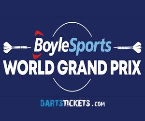 darts world grand prix 2019