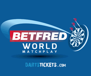 darts world matchplay 2019