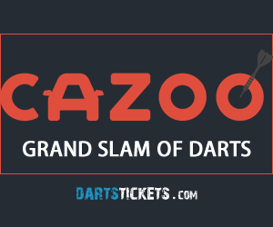 2021 Grand Slam Of Darts