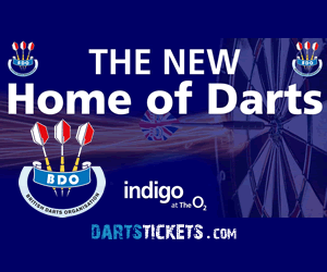 BDO O2 (Lakeside) World Darts Championship.