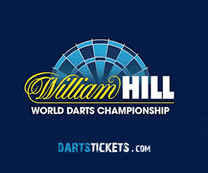 William Hill World Darts Championship.